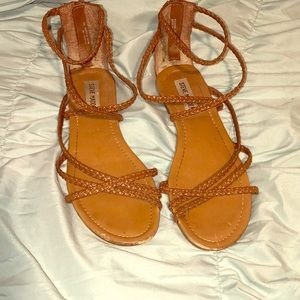 Steve Madden strappy sandals